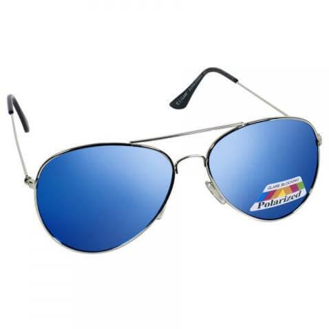 Eyelead Γυαλιά Ηλίου Unisex με Ασημένιο Σκελετό L620