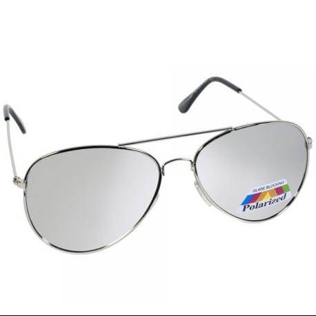 Eyelead Γυαλιά Ηλίου Unisex με Ασημένιο Σκελετό L621