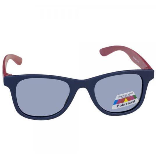 Eyelead Γυαλιά Ηλίου Παιδικά με Μπλε – ΚόκκινοΣκελετό Κ1047