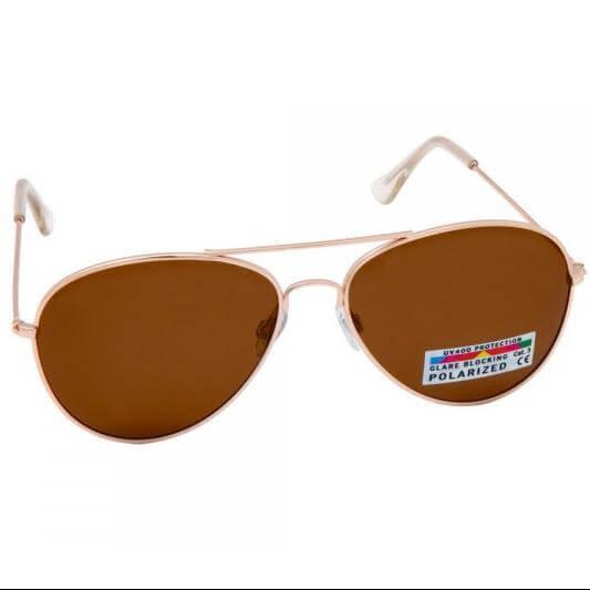 Eyelead Γυαλιά Ηλίου Unisex με ΧρυσόΣκελετό L613