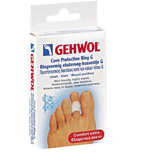 Gehwol Corn Protection Ring G Προστατευτικός Δακτύλιος G Για Κάλους 3τεμ