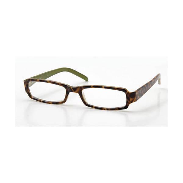 Eyelead Γυναικεία Γυαλιά Διαβάσματος Καφέ Πράσινο Κοκκάλινο E116 – 2.25