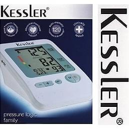 Kessler Pressure Logic PORTABLE KS 520 Αυτόματο Πιεσόμετρο Βραχίωνα + Δώρο Μετασ φαρμακείο   πιεσόμετρα   θερμόμετρα   ηλεκτρικές συσκευές   πιεσόμετρα