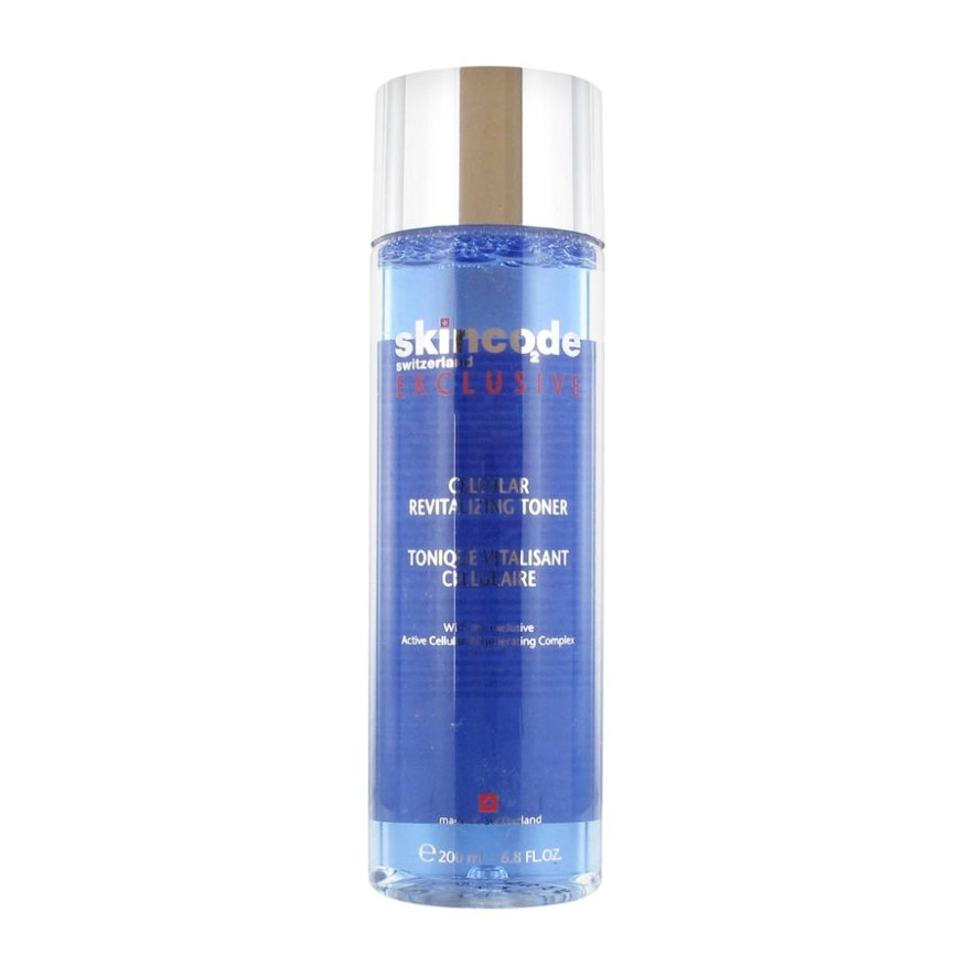Skincode Exclusive Cellular Revitalizing Toner Καθαριστικό Ντεμακιγιάζ 200ml
