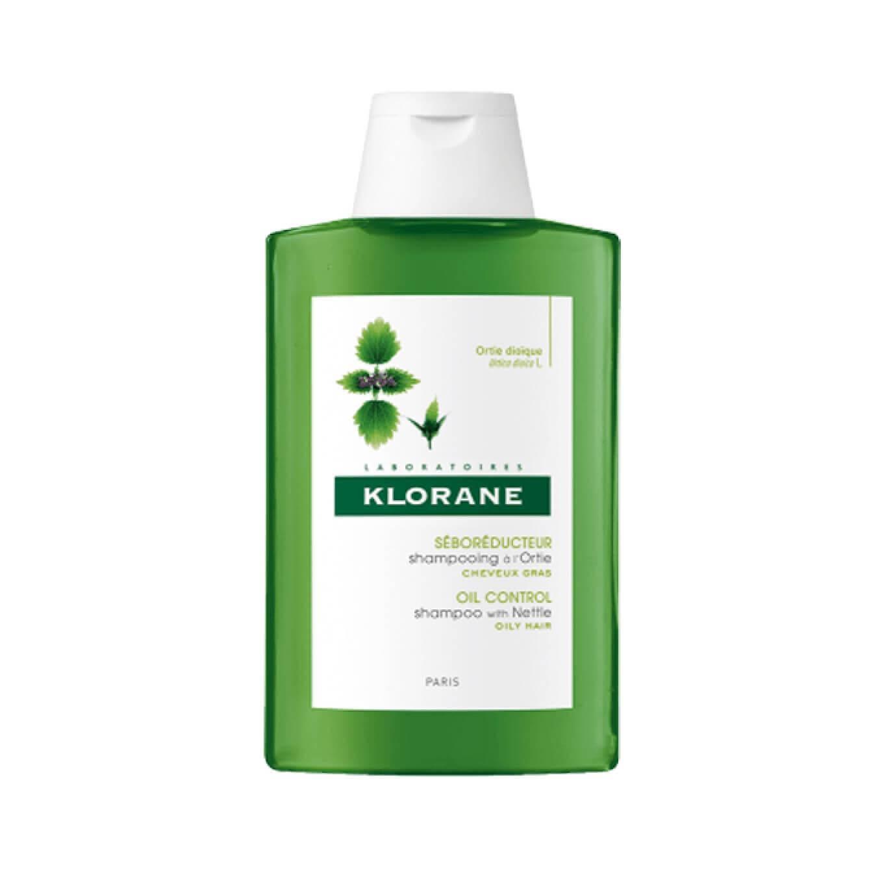 Klorane Shampoo Ortie Σαμπουάν με Τσουκνίδα Κατά της Λιπαρότητας 200ml Promo -25%