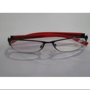 Eyelead Γυναικεία Γυαλιά Διαβάσματος Κοκκινο Μαύρο Κοκκάλινο E120 – 3,50
