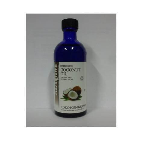 Macrovita Κοκοφοινικέλαιο Για Ρυτίδες Και Ανάπλαση Του Δέρματος 100ml
