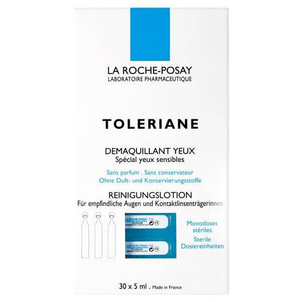 La Roche-Posay Toleriane Ultra Demaquillant Ντεμακιγιάζ Προσώπου Και Ματιών Σε Αποστειρωμένες Μονοδόσεις 30x5ml