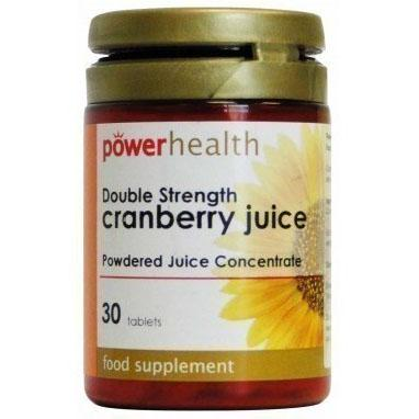 Power Health Cranberry Juice Ουροποιητικό 4500 30tabs