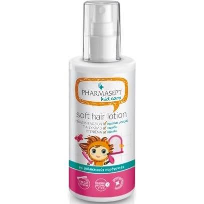 Pharmasept Kid Care Soft Hair Lotion Παιδική Λοσιόν για Εύκολο Χτένισμα 150ml