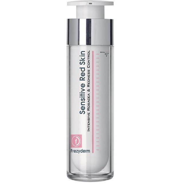 Frezyderm Sensitive Red Skin Facial Cream Ενυδατική Κρέμα Για Ευαίσθητες Επιδερμίδες 50ml