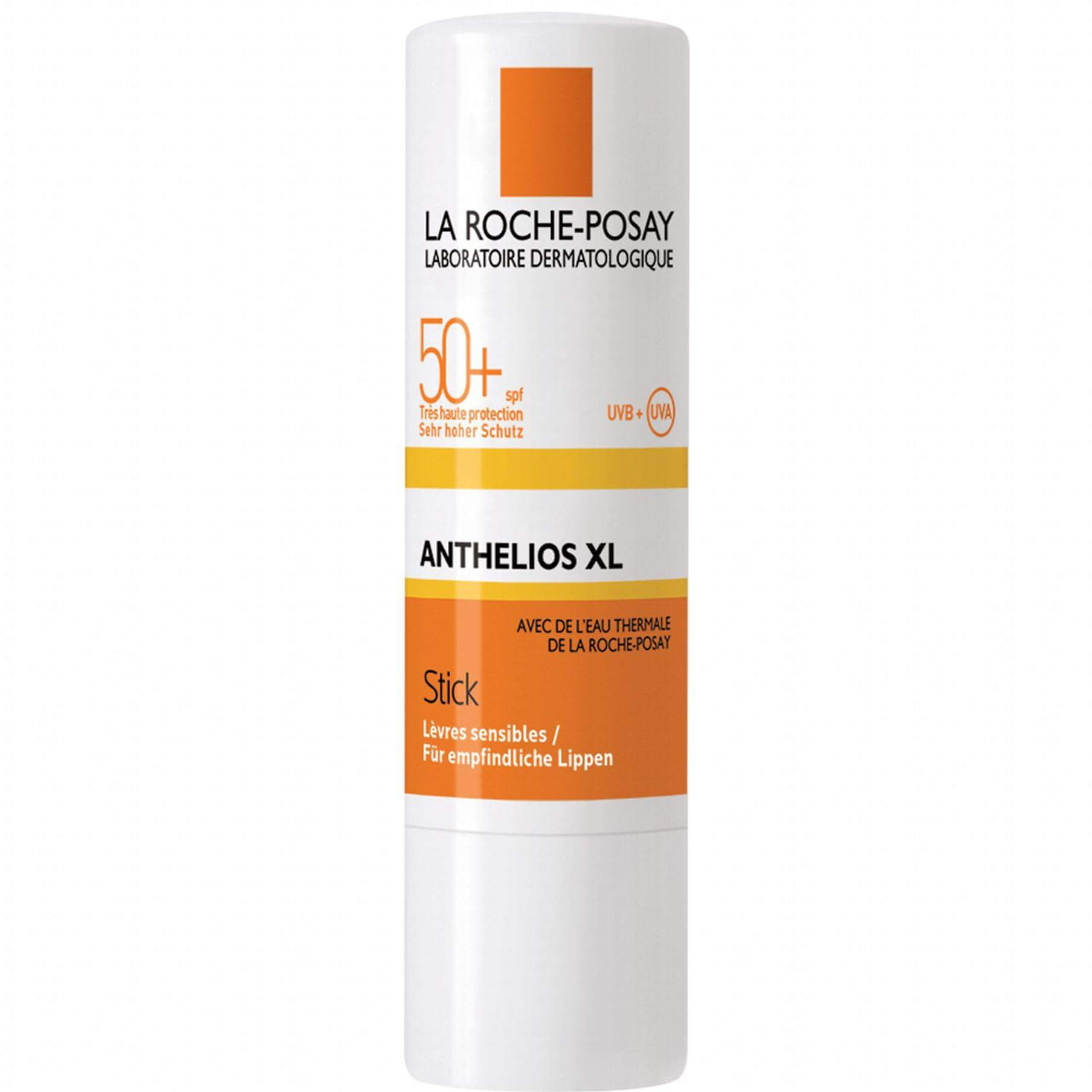 La Roche-Posay Anthelios XL Stick Levres Spf50+ Πολύ Υψηλή Προστασία για Ευαίσθητα Xείλη 4,7ml