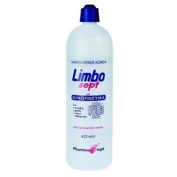 Pharmasept Οινόπνευμα Limbosept 70 Βαθμών 425ml
