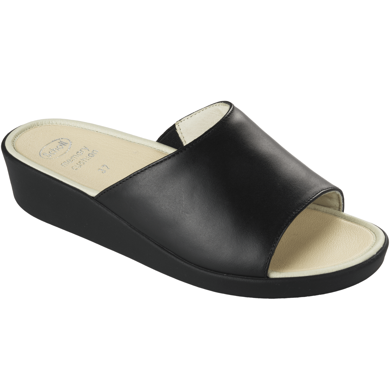 Dr Scholl Shoes Loira Μαύρο,Ανατομικά Παπούτσια, Χαρίζουν Σωστή Στάση & Φυσικό, Χωρίς Πόνο Βάδισμα 1 Ζευγάρι – 39