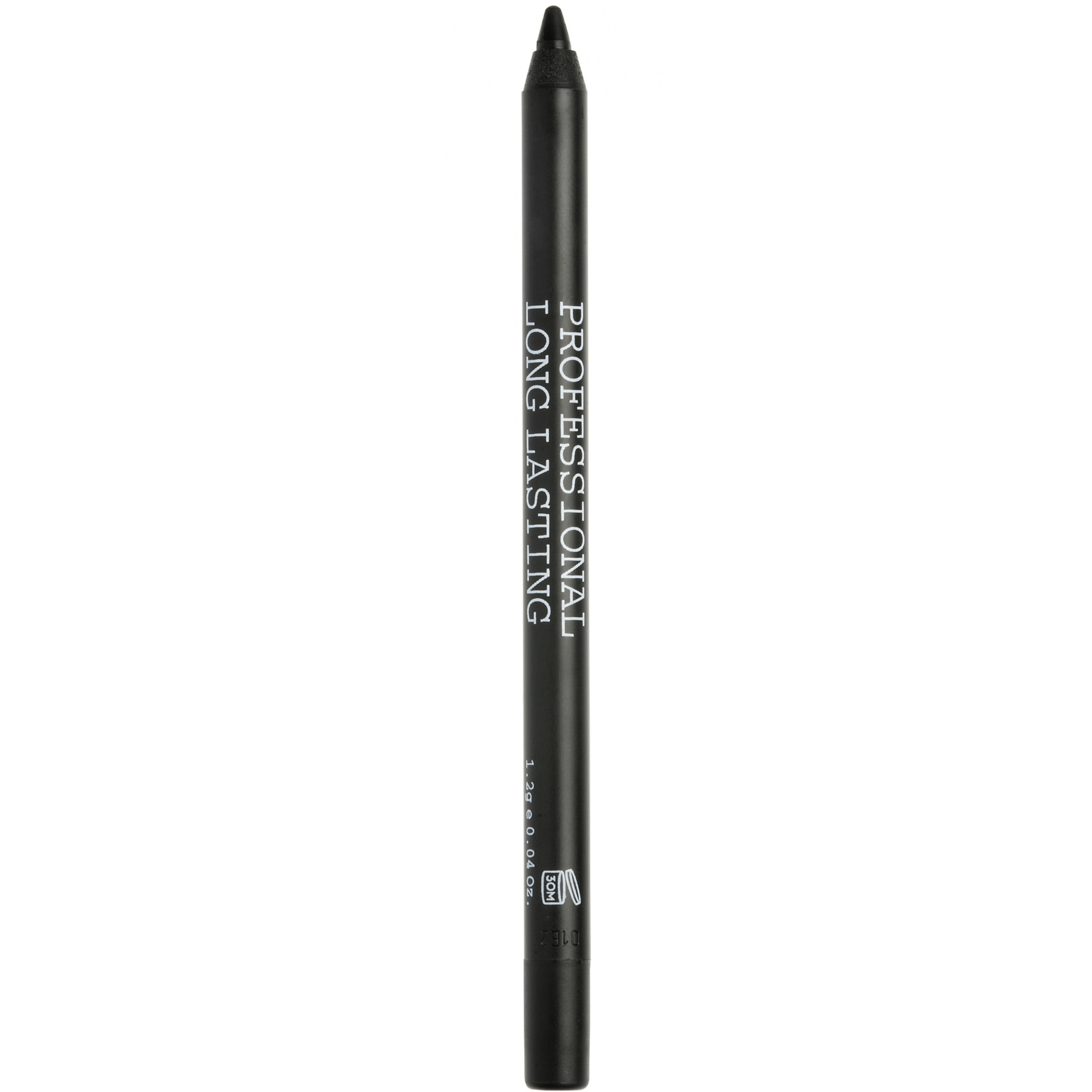 Korres Black Volcanic Minerals Long Lasting Eyeliner 8 Ώρες Διάρκεια 1,20ml