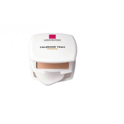 La Roche-Posay Toleriane Teint Mineral Καλυπτικό Make Up Σε Μορφή Πούδρας Ιδανικό Για Τη Μεικτή – Λιπαρή Επιδερμίδα – 15 Χρυσό