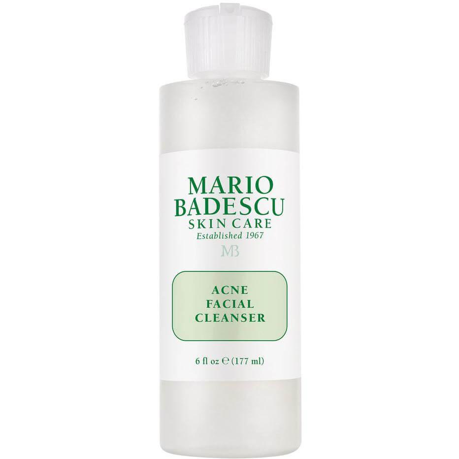 Mario Badescu Acne Facial Cleanser Αφρώδες Gel Καθαρισμού για την Καταπολέμηση της Ακμής 177ml