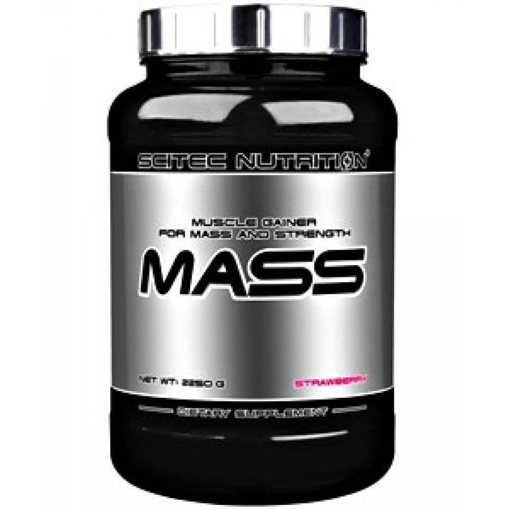 Scitec Nutrition Mass Φόρμουλα 2250g – Chocolate