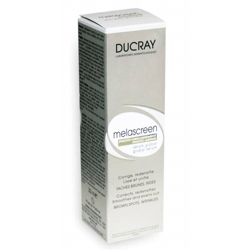 Ducray Melascreen Serum Global Ορός Κατά της Φωτογήρανσης και Των Καφέ Κηλίδων 40ml