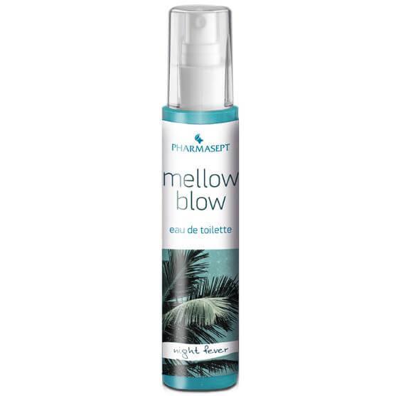 Pharmasept Mellow Blow Body Spray Ελαφρύ & Αναζωογονητικό Άρωμα Σώματος, Χαρίζει Αίσθηση Δροσιάς & Φρεσκάδας Night Fever 100ml