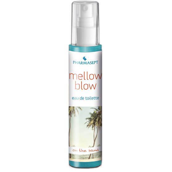 Pharmasept Mellow Blow Body Spray Ελαφρύ & Αναζωογονητικό Άρωμα Σώματος, Χαρίζει Αίσθηση Δροσιάς & Φρεσκάδας On The Sand 100ml