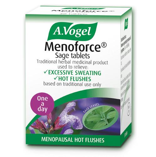 A.Vogel Menoforce Φυτικό Θεραπευτικό Mέσο 30 tabs