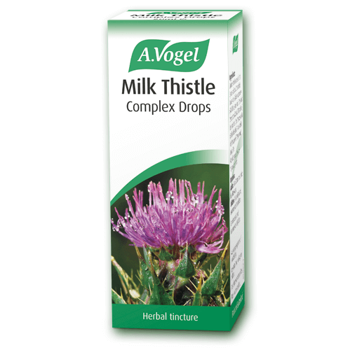 A.Vogel Milk Thistle Ισχυρές Φαρμακευτικές Ιδιότητες Για Το Συκώτι 50ml