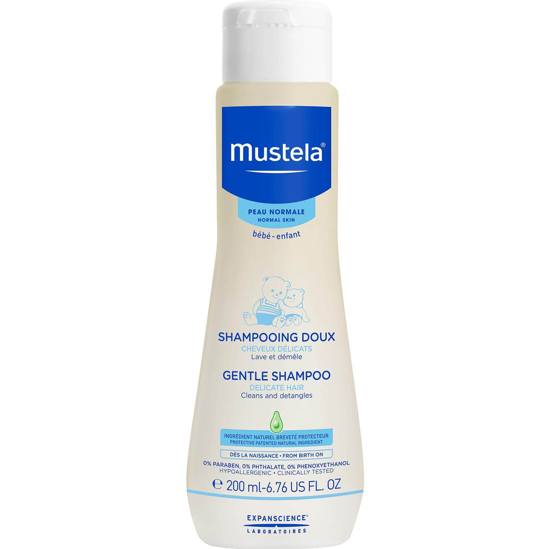 Mustela Gentle Shampoo Βρεφικό Σαμᴨουάν με Εκχύλισμα Χαμομηλιού – 200ml
