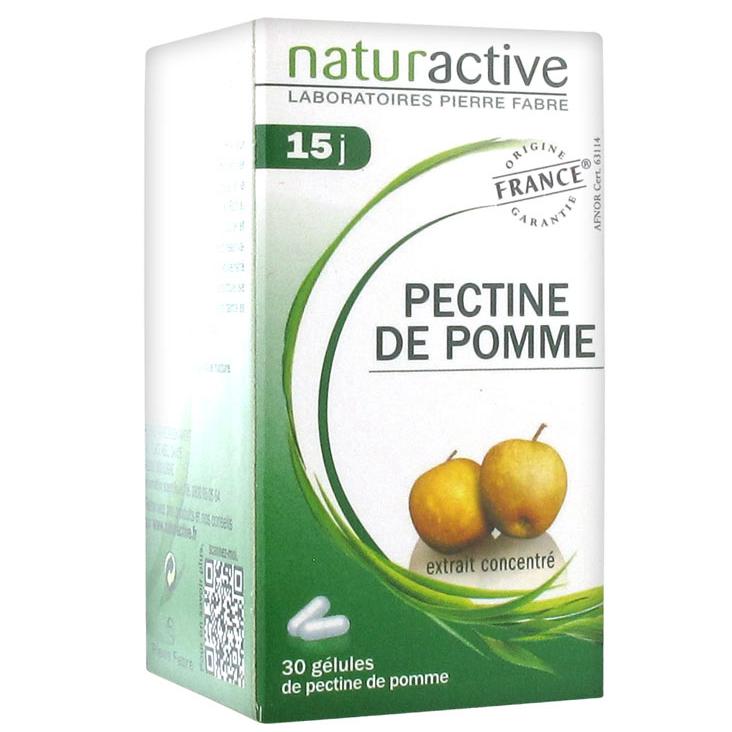 Naturactive Πηκτίνη Μήλου Συμπλήρωμα Διατροφής που Συμβάλει στην Μείωση της Όρεξης & Πραγματοποιεί Δέσμευση των Λιπών 30caps