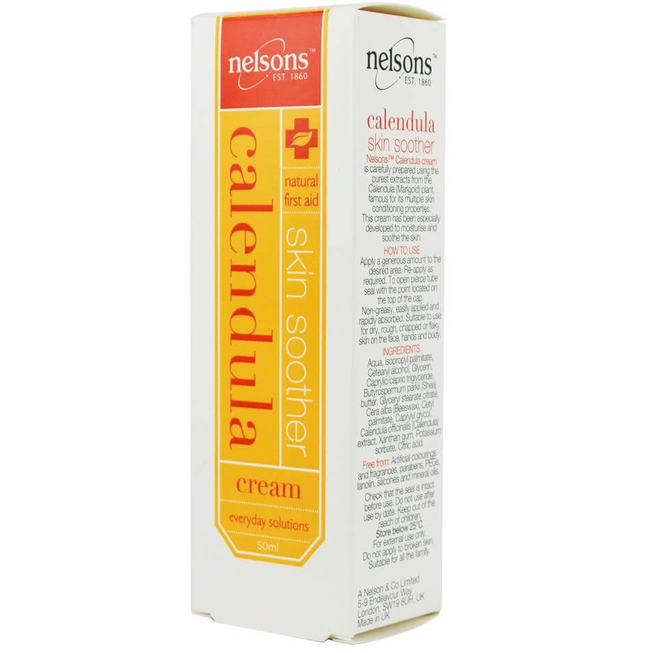 Power Health Nelsons Calendula Cream Bάλσαμο για το Δέρμα με Εκχύλισμα Καλέντουλας 50ml