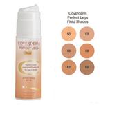 Coverderm Perfect Legs Fluid Αδιάβροχο Make-up Πόδια και Σώμα 75ml – No59