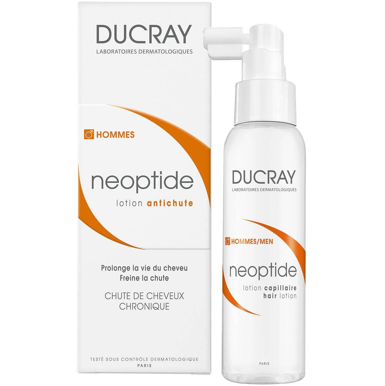 Ducray Neoptide Homme Ανδρική LotionΚατά Της Τριχόπτωσης 100ml 10602