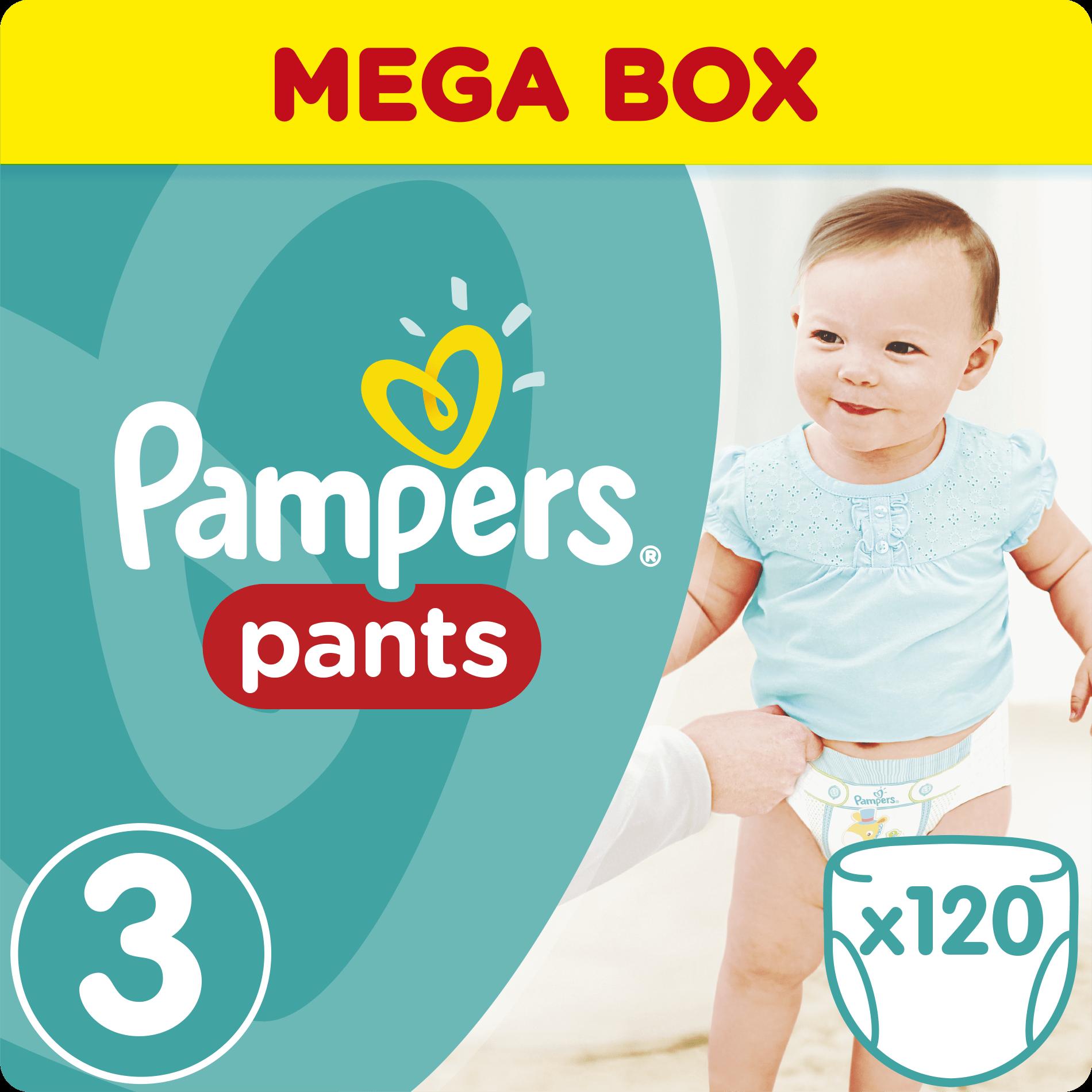 Pampers Pants No3 (6-11kg) 120 πάνες σετ   δώρα  amp  προσφορές pharm24 gr   promos   pampers  10  on mustela 123 cre