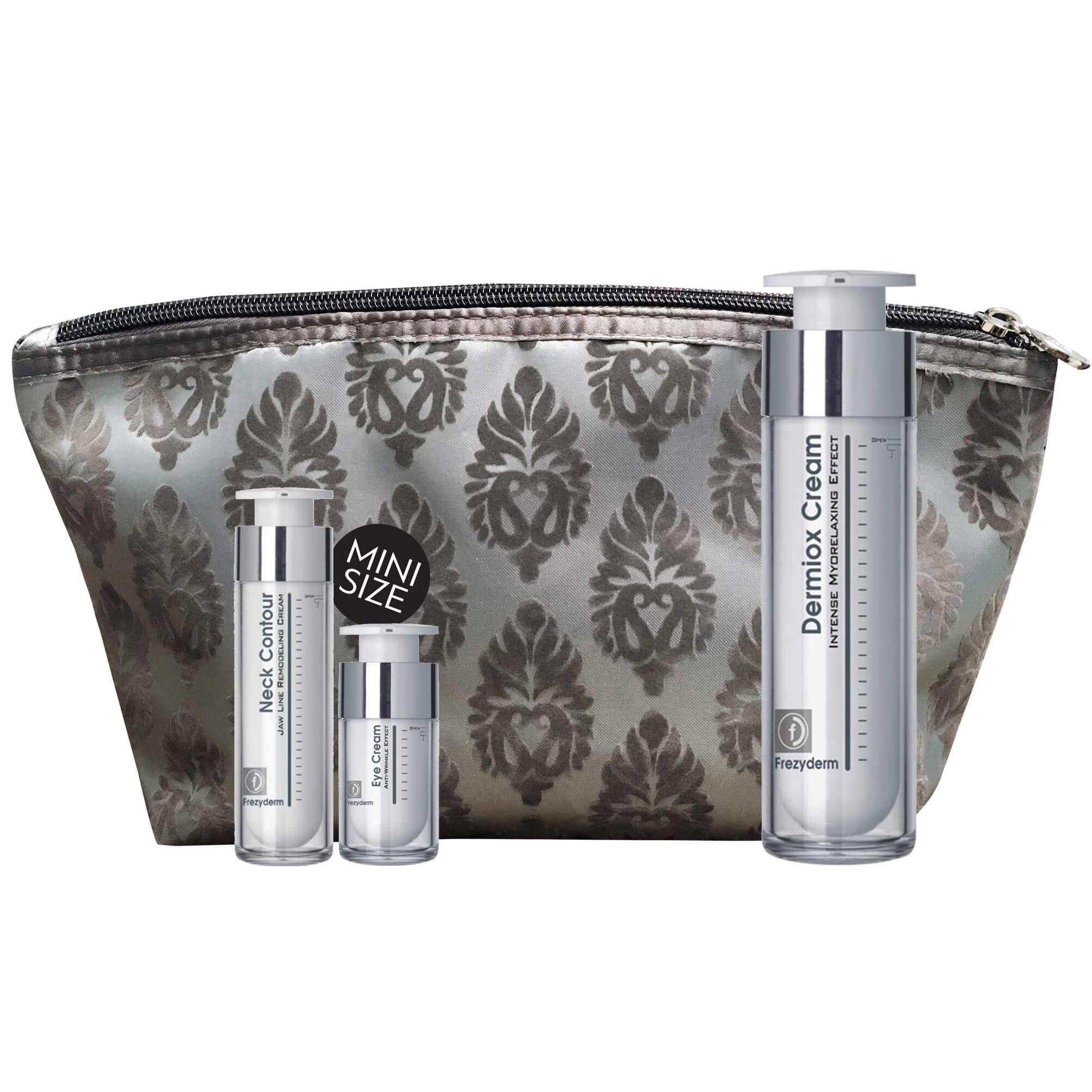 Frezyderm Πακέτο Προσφοράς Dermiox Cream 50ml & Δώρο Neck Contour Cream 15ml & Eye Cream 5ml & Νεσεσέρ