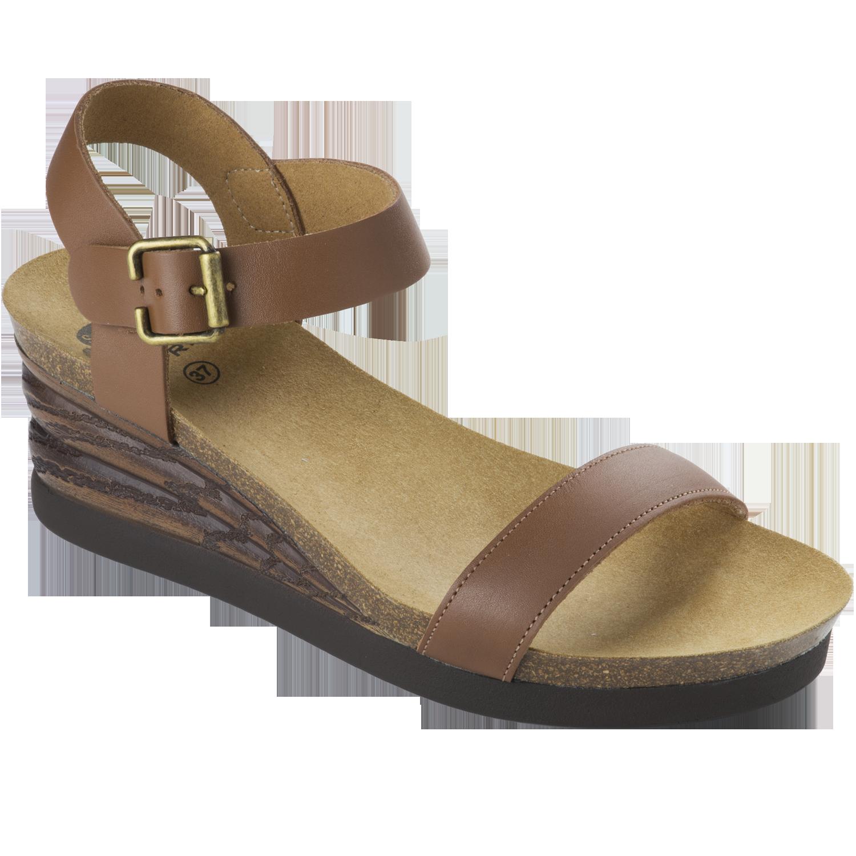 Dr Scholl Shoes Ninfea Καφέ Γυναικεία Ανατομικά Παπούτσια Χαρίζουν Σωστή Στάση & Φυσικό Χωρίς Πόνο Βάδισμα 1 Ζευγάρι – 40