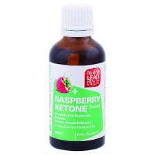 Nutralead Raspberry Ketone Extract + Γκουαράνα & Πράσινο Τσάι ,50ml