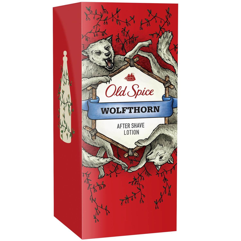 Old Spice Wolfthorn After Shave Lotion for Men Ενυδατική Λοσιόν για Μετά το Ξύρισμα 100ml Προσφορά -30%
