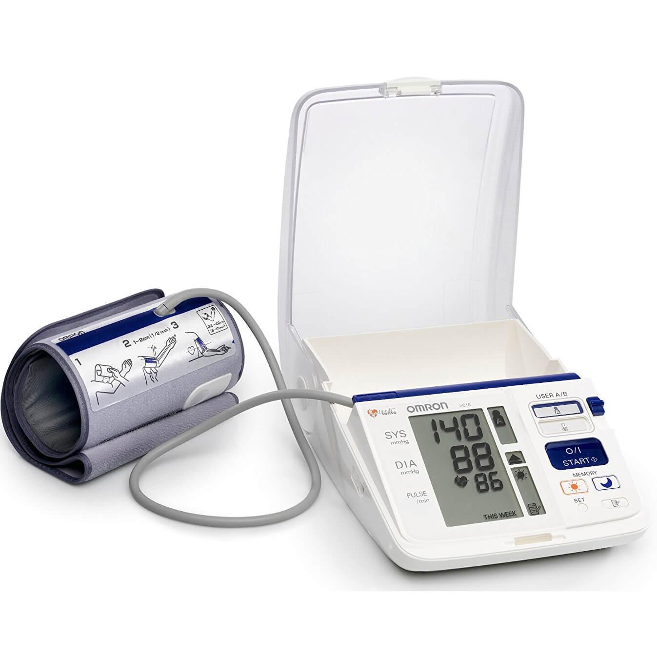 Omron i-C10 Υπεραυτόματο Πιεσόμετρο Μπράτσου φαρμακείο   πιεσόμετρα   θερμόμετρα   ηλεκτρικές συσκευές   πιεσόμετρα