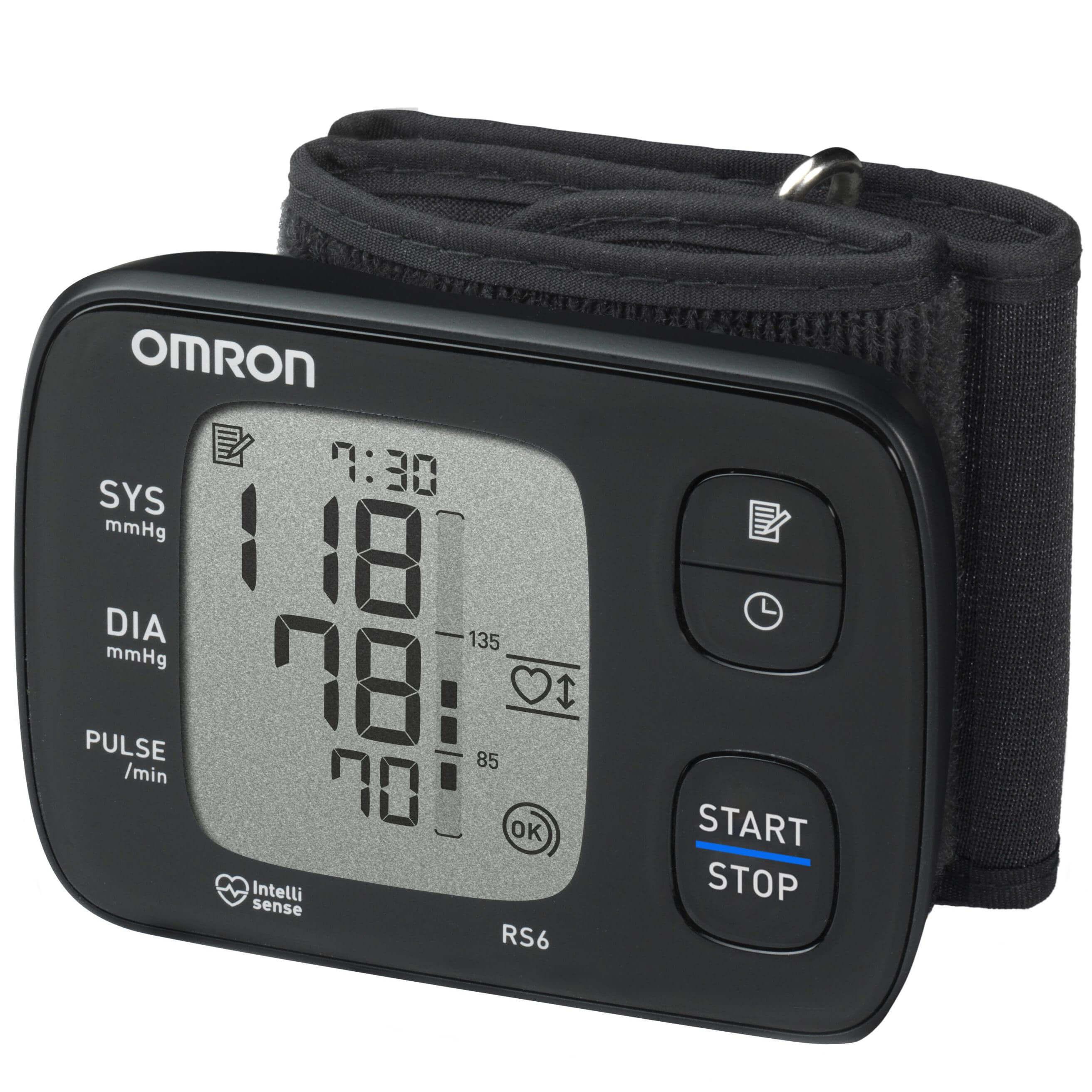 Omron RS6 Υπεραυτόματο Πιεσόμετρο Καρπού, 1 τεμάχιο φαρμακείο   πιεσόμετρα   θερμόμετρα   ηλεκτρικές συσκευές   πιεσόμετρα