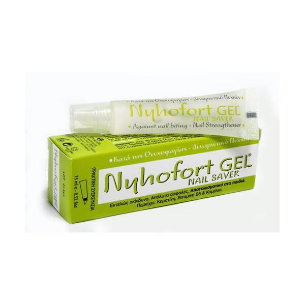 Pharmalead Nyhofort Gel Nail Saver Κατά της Ονυχοφαγίας 15ml υγιεινή   χέρια   φροντίδα νυχιών