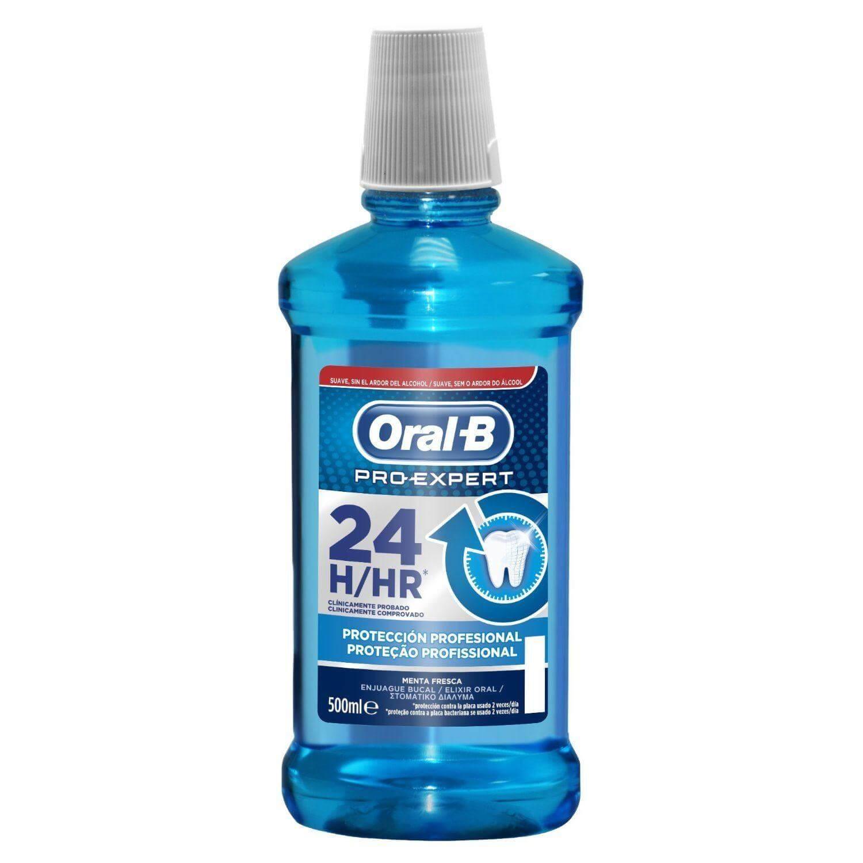 Oral b Pro Expert 24hr Professional Protection Στοματικό Διάλυμα για 24ωρη Προστασία 500ml