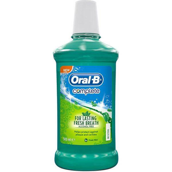 Oral-B Στοματικό Διάλυμα Complete 500ml