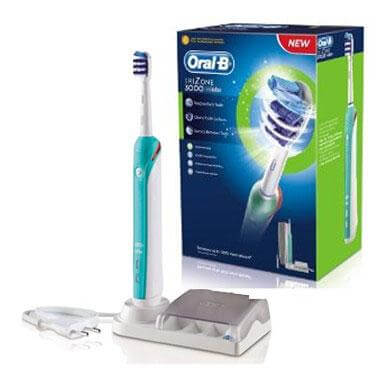 Oral-B Trizone 3000 Ηλεκτρική Οδοντόβουρτσα