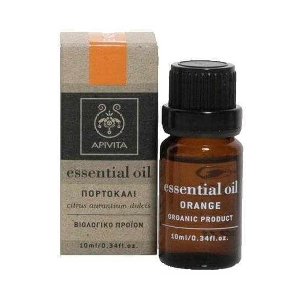 Apivita Essential Oil Πορτοκάλι 10ml