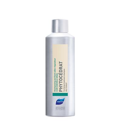 Phyto Phytocedrat Shampoo Ρυθμιστικό Σαμπουάν Λιπαρά Μαλλιά 200ml