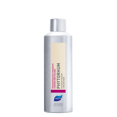 Phyto Phytorhum Shampoo Δυναμωτικό σαμπουάν Αδύναμα μαλλιά 200ml