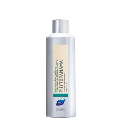 Phyto Phytopanama Shampoo Εξισορροπητικό Σαμπουάν για Λιπαρά Μαλλιά 200ml
