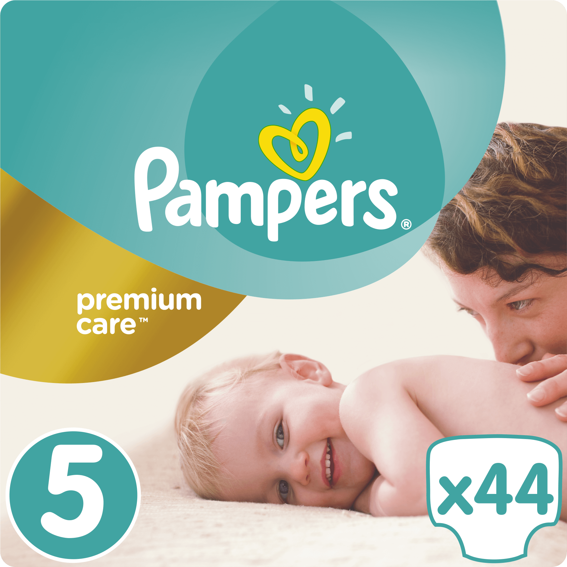Pampers Premium Care No5 (11-18kg) 44 πάνες μητέρα παιδί   περιποίηση για το μωρό   πάνες για το μωρό