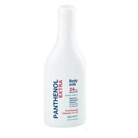 Medisei Panthenol Extra Body Milk 24ωρης Ενυδάτωσης 200ml