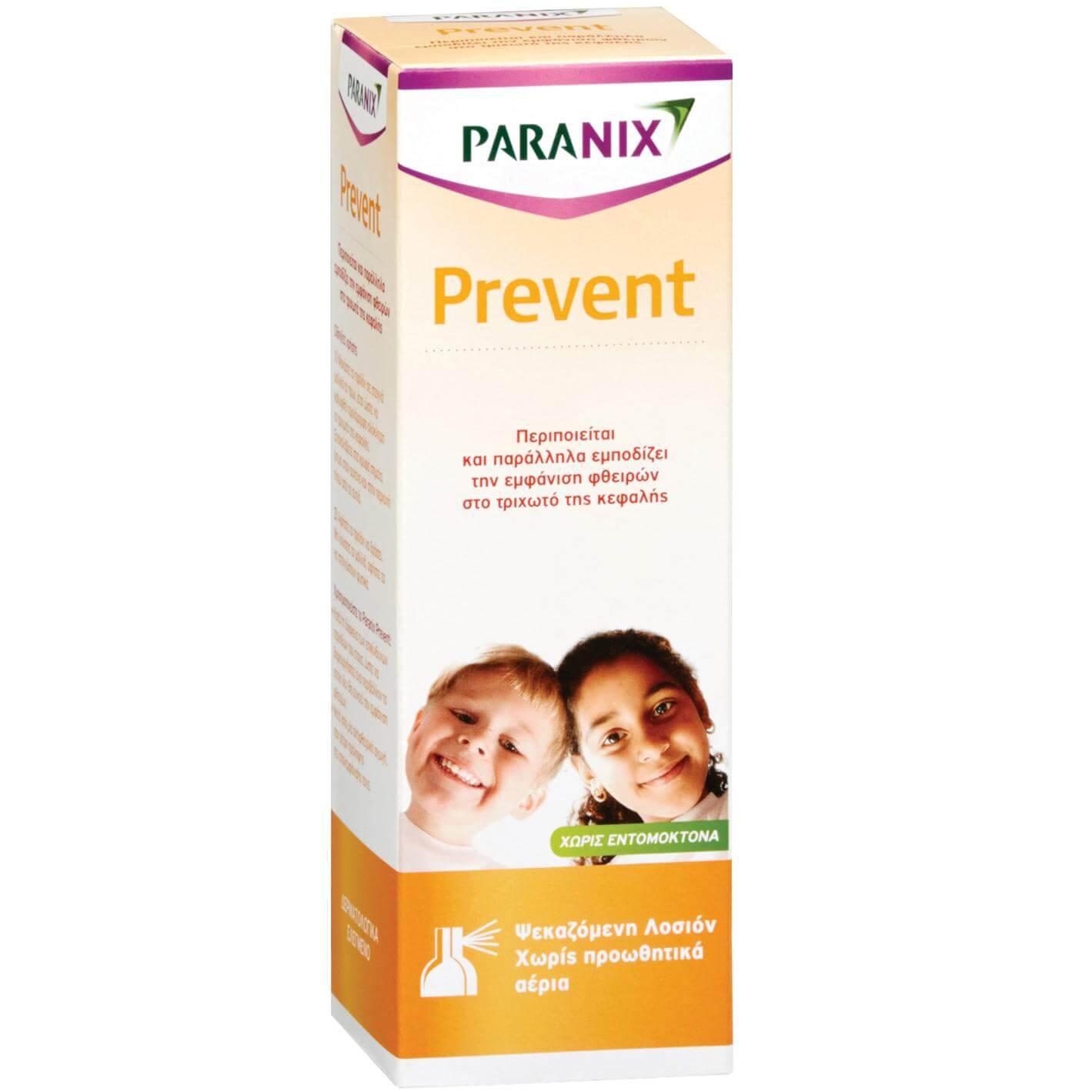 Paranix Prevent Προληπτική Αντιφθειρική Λοσιόν 100ml